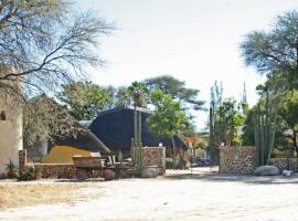 Otjohotozu Guestfarm, Omaruru (Near Daures)
