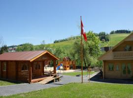 Villa Donkey Chalet, Degersheim