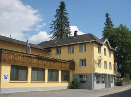 Gasthof Hirschen, Langenegg