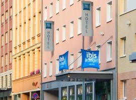 Ibis budget Berlin Potsdamer Platz