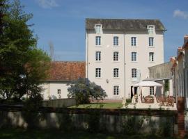 Le Moulin Neuf, Vignoux-sur-Barangeon (рядом с городом Brinay)