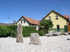 Ubytování Svatá Trojice, Trhové Sviny (Žumberk yakınında)