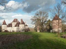 Le Claveau, Paulnay (рядом с городом Le Maupas)