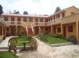 Hotel Imperio del Sol, Comunidad Yumani (Isla del Sol yakınında)