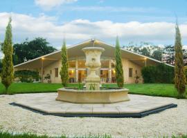 The Gatehouse at Villa Raedward, Yering