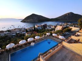 King Minos Hotel, Tolo