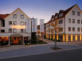 Hotel-Restaurant Anne-Sophie, Künzelsau (Kupferzell yakınında)