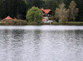 Ágneslaki Ökoturisztikai Centrum és Vadászház, Надьканижа (рядом с городом Kaszó)