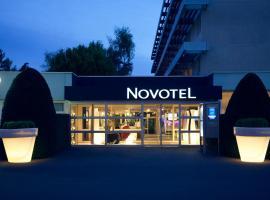 普瓦西奧熱瓦爾諾富特酒店