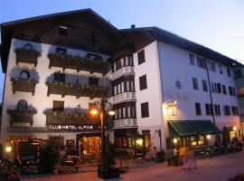 Club Hotel Alpino, Folgaria