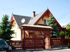Kitti Panzio, Mogyoród (рядом с городом Fót)