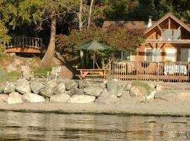 West Beach Resort, Eastsound (in de buurt van Deer Harbor)