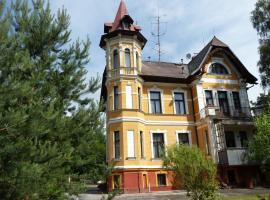 Hotel Evropa, Františkovy Lázně (Hazlov yakınında)