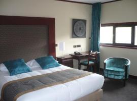 Hotel De France, Монтаржи (рядом с городом Amilly)