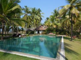 Kanan Beach Resort, Nīleshwar (рядом с городом Hosdrug)