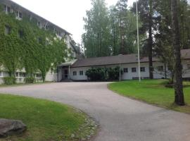 Hotell Solvalla, Эспоо (рядом с городом Nuuksio)