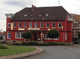 Hotel Cappuccino, Elze (Gronau yakınında)