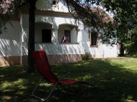 Alinda Vendégház, Magyarszombatfa