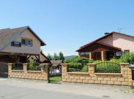 Penzion Ivana, Valašské Meziříčí (Hustopeče Nad Bečvou yakınında)