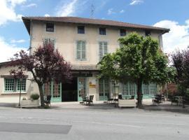 Hôtel Restaurant Le Périgord, Maurs (рядом с городом Saint-Étienne-de-Maurs)