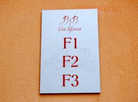 B&B ViaSforza, Cremona (Sospiro yakınında)