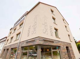 Sebcity Hotel, Ellwangen