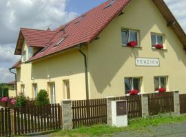 Penzion Žírovice, Františkovy Lázně (Skalná yakınında)