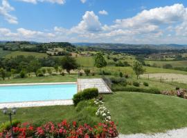 La Campagna Di Assignano, Collazzone (Ripaioli yakınında)