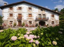 Agroturismo Ibarre, Anzuola (рядом с городом Oñate)