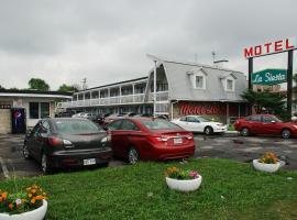 Motel La Siesta, Longueuil