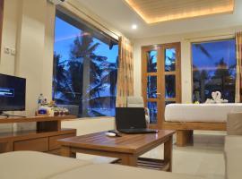 Crystal Beach Bali 3 Bintang Candidasa