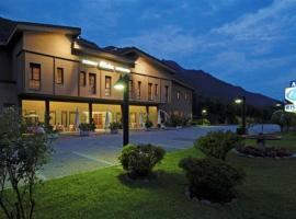 Albergo Ristorante Cicin, Casale Corte Cerro (Gravellona Toce yakınında)