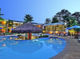Hotel JP Resort & Convention, Ribeirão Preto (Santa Iria yakınında)