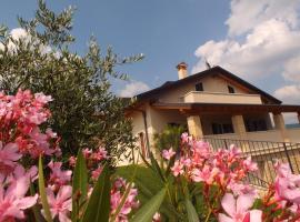Villa Oleandri, San Pietro in Cariano (San Floriano yakınında)