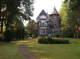 B&B Villa Emma, Gent (Achtendries yakınında)