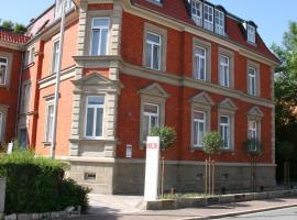 Hotel Stadtvilla Garni, Кобург
