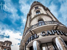 Capitol Hotel, Бухарест