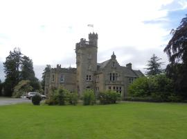 Mansfield Castle Hotel, Тейн (рядом с городом Edderton)