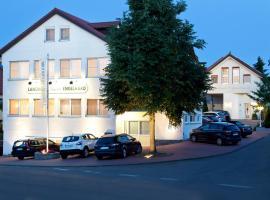 Engelhard - Das Landhotel Garni, Kirchheim am Ries (Unterschneidheim yakınında)