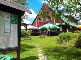 Horska chata Kukacka, Deštné v Orlických horách (Šediviny yakınında)