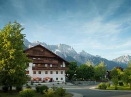 Familien Landhotel Stern, Obsteig (Silz yakınında)