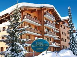 Hotel Montpelier, Verbier