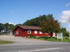 Motel Skanderborg Syd, Skanderborg (Østbirk yakınında)