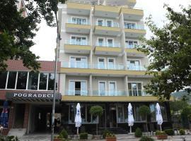 Hotel Pogradeci, Pogradec
