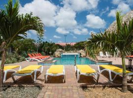 Camacuri Apartments, Oranjestad (Sabana Berde yakınında)