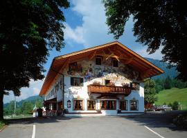 Zum Schweizerbartl, Garmisch-Partenkirchen