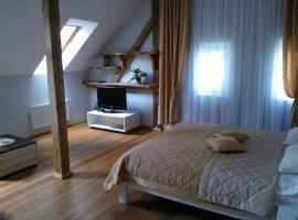 Miško Apartments