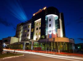 Diplomat Plaza Hotel & Resort, Lukovit (Breste yakınında)