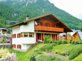 Haus Wallner, Klösterle am Arlberg (Langen am Arlberg yakınında)