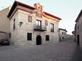Concejo Hospederia, Valoria la Buena (Cubillas de Santa Marta yakınında)